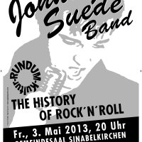2013 » Johny Suede Band 03.05.2013